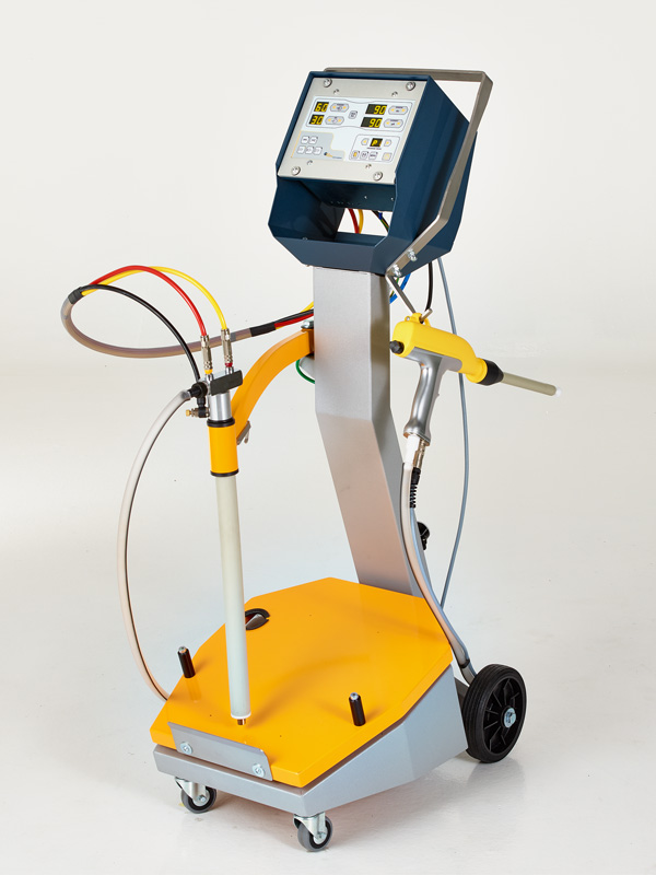 VIB11-E sistema manuale di verniciatura a polvere